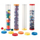 PRIMARY SCIENCE SENSORY TUBES 4 SET