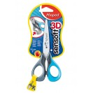 5in Sensoft Scissors Left Handed