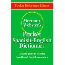 MERRIAM WEBSTERS POCKET SPANISH -