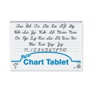 CHART PAD 1IN RULE 23X32 WHITE 70CT