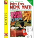 Drive Thru Menu Math Beginning