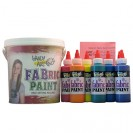 Handy Art Fabric Paint Bucket Kit