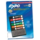 EXPO LOW ODOR 6 MARKER ORGANIZERS