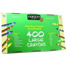 SARGENT ART BEST BUY CRAYON ASST