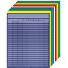 Vertical Chart Set 1/2 X 1/2