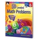 55 Leveled Math Problems Level 6