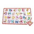 Bilingual Alphabet Puzzle