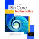 ON CORE MATHEMATICS ALGEBRA 2