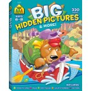 Big Hidden Pictures & More Workbook
