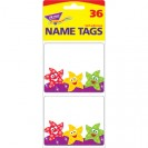 Dancing Star Name Tags