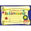 Certificate Of Achievement 25pk