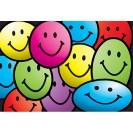 Smiley Faces Postcards 30pk