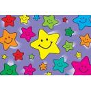 Happy Stars Postcards 30pk