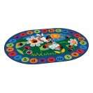Ladybug Circletime Rug | Circletime Rugs | Seating Rugs