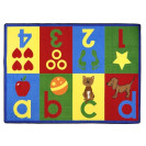Classroom Rugs | Classroom Carpets | Preschool Carpets | ABC Rugs | Classroom Area Rugs | Carpets for Kids | Circle Time Rugs
