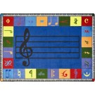 Music Classroom Rugs