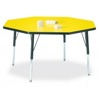 Preschool Tables | Daycare Tables | Classroom Tables | School Tables | Jonti-Craft | OCTAGON Berries Classic Activity Table