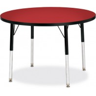 Round Activity Table | Berries Classic Activity Table | Preschool Tables | Daycare Tables | Classroom Tables | School Tables | Jonti-Craft