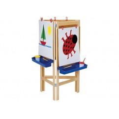 3-Way Adjustable Art Easel | Art Easels | Kids Easels | Jonti-Craft