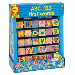 Abc 123 First Words