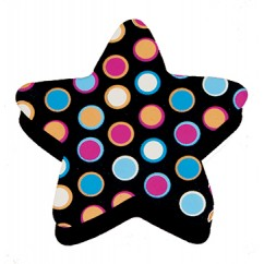 Magnetic Whiteboard Star Dots