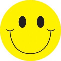 Smile Face Magnet Clip