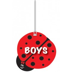 Ladybug Boys Hall Pass