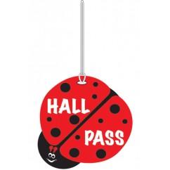 Ladybug Hall Pass