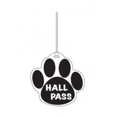 Black Paw Hall Pass 4 X 4