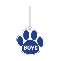 Blue Paw Hall Pass Boys 4 X 4