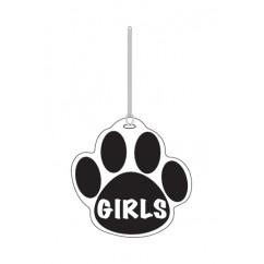 Black Paw Hall Pass Girls 4 X 4