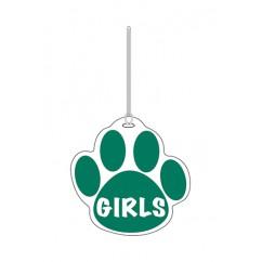 Green Paw Hall Pass Girls 4 X 4