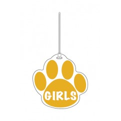 Gold Paw Hall Pass Girls 4 X 4