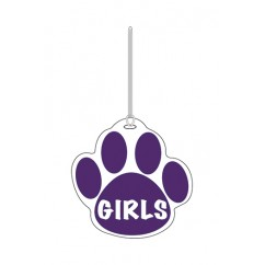 Purple Paw Hall Pass Girls 4 X 4