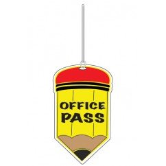 Pencil Office Pass