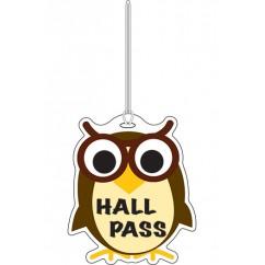 Owl Hall Pass