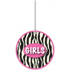 Zebra Girls Hall Pass