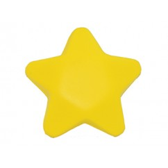 Squeeze Yellow Star