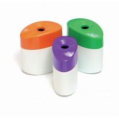 Single Hole Pencil Sharpeners With