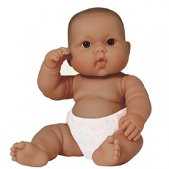 Lots To Love 10in Hispanic Baby