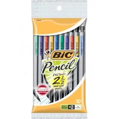 Bic Mechanical Pencils 0.7mm 10pk