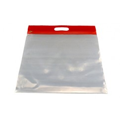 Zipafile Storage Bags 25pk Red