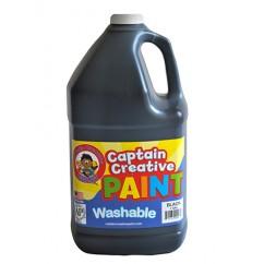 Captain Creative Black Gallon