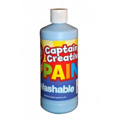 Captain Creative Light Blue 16oz