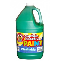 Captain Creative Green Gallon