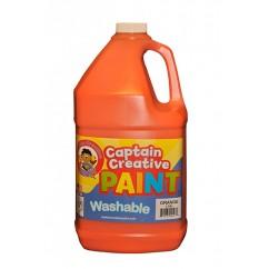Captain Creative Orange Gallon