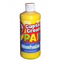 Captain Creative Yellow 16oz