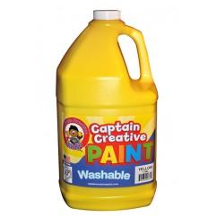Captain Creative Yellow Gallon