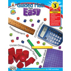 Guided Math Made Easy Gr 3