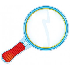 Magnifying Glass Accents